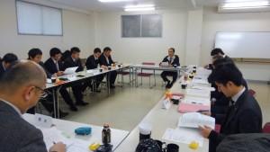 九B青年委員長会議