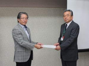 佐賀県に対し重点事項を要求