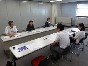 男女平等に関わる佐賀県の実態や課題、今後の対応策について意見交換